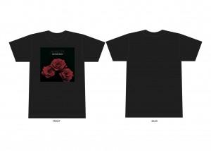 薔薇ジャケット 黒